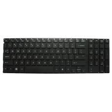 Klaviatūra HP COMPAQ Probook 4510 4515 4710 (mažas ENTER, klavišai su tarpais, be rėmelio) US