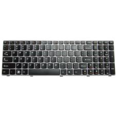 Klaviatūra IBM LENOVO Ideapad Y570 (FN-CTRL) US