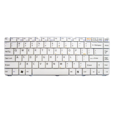 Klaviatūra SONY Vaio VGN-NS VGN-NR PCG–7151M PCG-7161M (balta) US