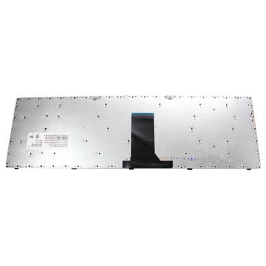 Klaviatūra IBM LENOVO IdeaPad B5400 M5400 (Org, klavišai su tarpais, sidabrinis rėmelis) 2