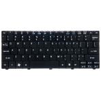 Klaviatūra ACER Aspire One D255 D257 D260 D270 521 532 533 (mažas ENTER, F3 - BLUETOOTH) US