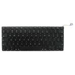 "Klaviatūra APPLE Macbook Pro 15"" A1286 (didelis ENTER) UK"
