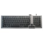 Klaviatūra ASUS G75 G75V G75VW G75VX (šviečianti) US