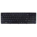Klaviatūra ASUS K50 K60 K70 P50 F52 (mažas ENTER, klasikinė) US