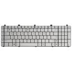 Klaviatūra ASUS N55 N75 (Sidabrinė) US