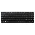 Klaviatūra eMACHINES E430 E525 E625 E627 E630 E725 G525 G625 G725 (mažas ENTER) US