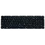 Klaviatūra HP COMPAQ G6-2000 (klavišai su tarpais, be rėmelio) US