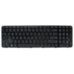 Klaviatūra HP COMPAQ G6-2000 (klavišai su tarpais su rėmeliu) US
