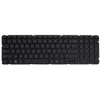 Klaviatūra HP COMPAQ G7-2000 (mažas ENTER, klavišai su tarpais be rėmelio) US