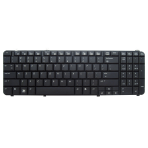 Klaviatūra HP COMPAQ Pavilion DV6-1000 DV6-2000 (mažas ENTER) US