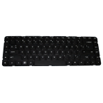 Klaviatūra HP COMPAQ Pavilion DV6-3000 DV6-4000 (mažas ENTER, klavišai su tarpais, be rėmelio) US