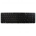 Klaviatūra HP COMPAQ Probook 450 455 470 G3 G4 US