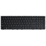 Klaviatūra HP COMPAQ Probook 4530s 4535s 4730s US