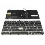 """Klaviatūra HP EliteBook 820 G3 720 725 G3 725 G4 826630-001 (šviečianti, """"trackpoint"""")"""