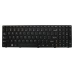 Klaviatūra IBM LENOVO Ideapad B570 B575 B580 V570 V575 Z570 Z575 US