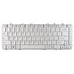 Klaviatūra IBM LENOVO Ideapad Y450 Y550 Y560 (balta) US