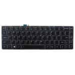 Klaviatūra IBM LENOVO Ideapad YOGA 3 PRO (šviečianti) US