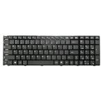 Klaviatūra MSI A6200 A6500 A7200 CR620 CR630 CR650 GT660 GX660 US