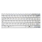 Klaviatūra MSI Wind U90 U100 U110 U120 (balta) US