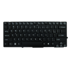 Klaviatūra SONY Vaio VPC-SD VPC-SB PCG-41214M PCG-41213M (šviečianti) US