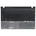 Klaviatūra su korpusu (palmrest) SAMSUNG NP300E5A NP300E5C NP300E5Z