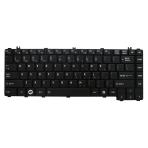 Klaviatūra TOSHIBA Satellite L600 L630 L640 L645 L745 C600 C645 US