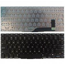 """Klaviatūra APPLE Macbook 15"""" A1398 ME663 MGXA2 MGXC2 ME664 ME665 ME293 ME294 US"""