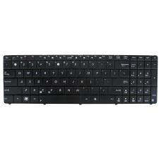Klaviatūra ASUS UL50 K52 A52 G51 G72 G73 F70 N70 (mažas ENTER, klasikinė) US