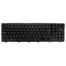 Klaviatūra DELL 3750 17R N7110 7720 L702X (didelis ENTER, šviečianti) UK
