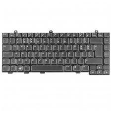 Klaviatūra Dell Alienware M14X R1 R2 su pašvietimu