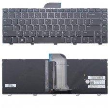 Klaviatūra Dell Inspiron 14 3421 14R 5421 15Z 5523 vostro 2421 (su pašvietimu) US