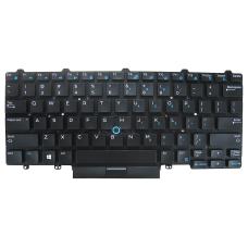 Klaviatūra DELL Latitude E5450 E5470 E7450 E7470 US