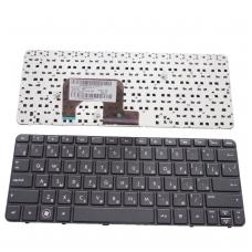 Klaviatūra HP COMPAQ Mini 210-2000 210-3000 210-4000 (didelis ENTER, klavišai su tarpais, su rėmeliu) UK