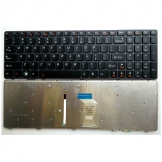Klaviatūra IBM LENOVO Y580 (mažas ENTER, šviečianti) US