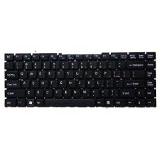 Klaviatūra SONY Vaio VGN-FW PCG-3D1M PCG-3H1M PCG-3F1M PCG-3J1M (klavišai su tarpais, be rėmelio) US