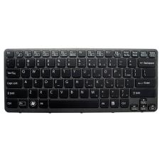 Klaviatūra SONY Vaio VPC-CA PCG-61713M PCG-61714M (šviečianti, su rėmeliu) US