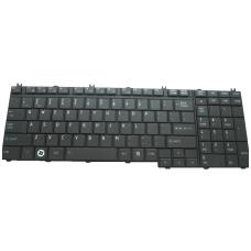 Klaviatūra TOSHIBA Satellite A500 A505 L350 L500 P200 P300 US