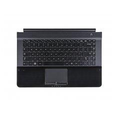 Klaviatūra su korpusu (palmrest) Samsung RC410 RC411 RC415 RV411 RV415 RV420