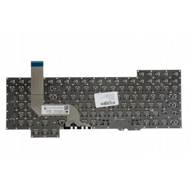 Klaviatūra Asus ROG G751 G751J G751JL G751JM G751JT G751JY 2