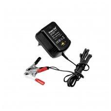 Kroviklis GC skirtas baterijoms (akumuliatoriams) 2V / 6V / 12V (0.6A) 7.2W