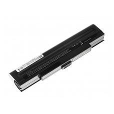 Baterija (akumuliatorius) GC Samsung NP-Q35 XIH NP-Q35 XIP NP-Q35 XIC NP-Q45 WEV NP-Q70 XEV 11.1V (10.8V) 4400mAh