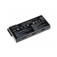 Baterija (akumuliatorius) GC MSI A6000 CR500 CR600 CR700 CX500 CX600 11.1V (10.8V) 4400mAh