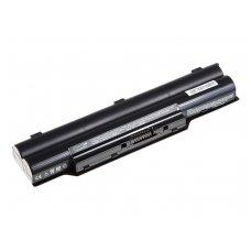 Baterija (akumuliatorius) GC Fujitsu-Siemens LifeBook E8310 P770 S710 S7110 10.8V (11.1V) 4400mAh