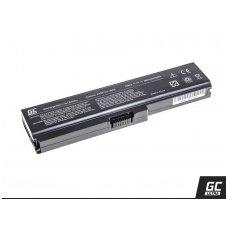 Baterija (akumuliatorius) GC Ultra Toshiba Satellite C650 C650D C660 C660D L650D L655 L750 11.1V (10.8V) 6800mAh