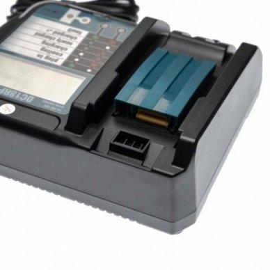Kroviklis elektriniam įrankiui Makita 14.4-18V Li-Ion USB 2
