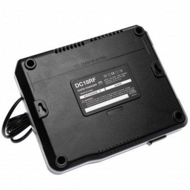 Kroviklis elektriniam įrankiui Makita 14.4-18V Li-Ion USB 3