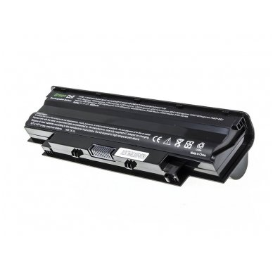 Baterija (akumuliatorius) GC Dell Inspiron 15 N5010 15R N5010 N5010 N5110 14R N5110 3550 Vostro 3550 11.1 V (10.8V) 6600mAh 4