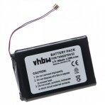 Baterija (akumuliatorius) ličio jonų telefonui Palm Tungsten E2 3.7 V 900 mAh