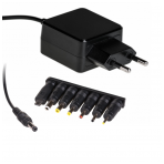 Maitinimo adapteris (kroviklis) planšetiniams kompiuteriams universalus 15W - 5V/3A (8 kištukai)