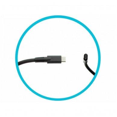 Maitinimo adapteris (kroviklis) HP USB-C 65W 925740-004 (originalus) 2
